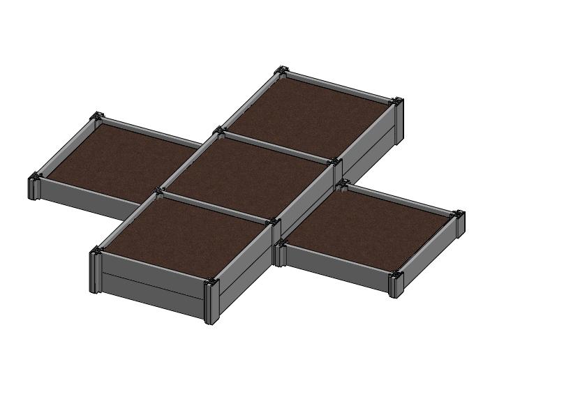 carré potager CARK017