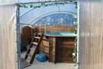 Abri pour piscine