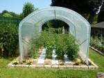 Serre de jardin en promotion