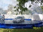 Show Room Peugeot - structure sur-mesure
