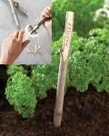 Utiliser un économe pour couper le bois