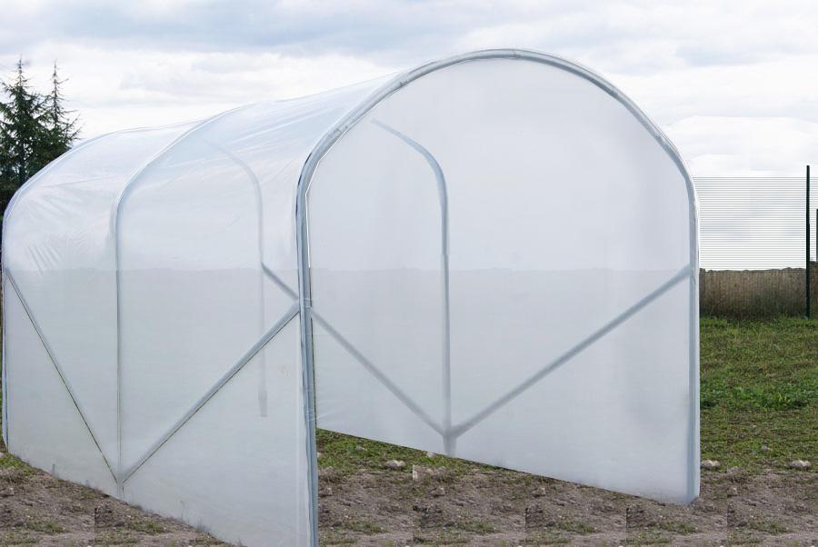 Serre tomates mod les 2015 de jardin couvert fabricant - Serre a tomate ...