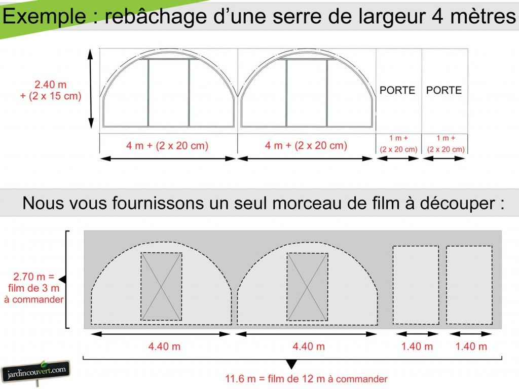 le re b chage fait partie int grante de la vie d 39 une serre tunnel. Black Bedroom Furniture Sets. Home Design Ideas