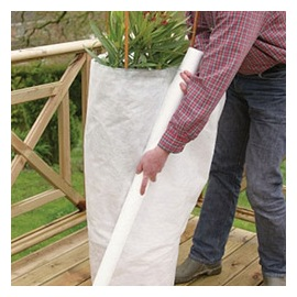 rouleau voile hivernage