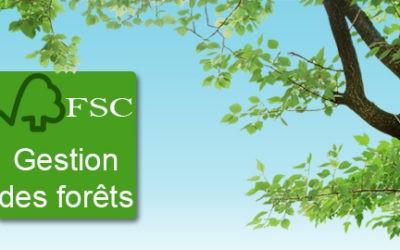 Le label FSC et Jardin Couvert