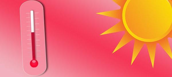 Illustration réguler température dans une serre
