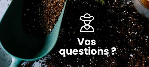 Serre de jardin - Question sur un sujet