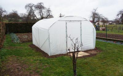 Préparer sa serre de jardin pour l'hiver