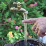 Comment fabriquer une fontaine magique pour son jardin ?