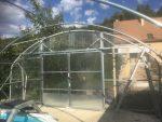 abri de piscine 1
