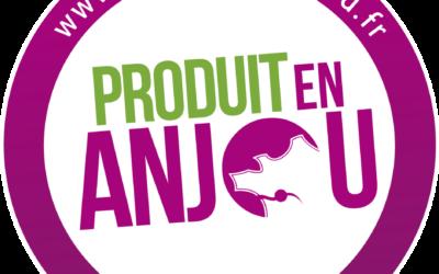 """Notre usine Serres Val de Loire a obtenue le label """"Produit en Anjou"""""""