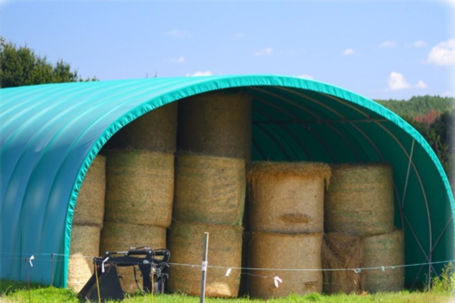Quelles sont les procédures administratives pour l'installation d'un tunnel agricole ?