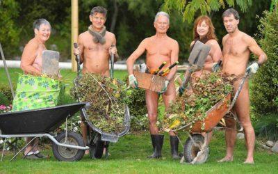 Le 1 er samedi de mai fêtez la journée mondiale du jardinage nu