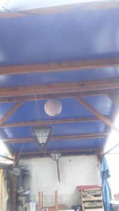 Protection de toiture