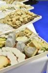 De nombreuses spécialités régionales en dégustation