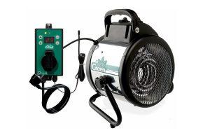 chauffage électrique à thermostat