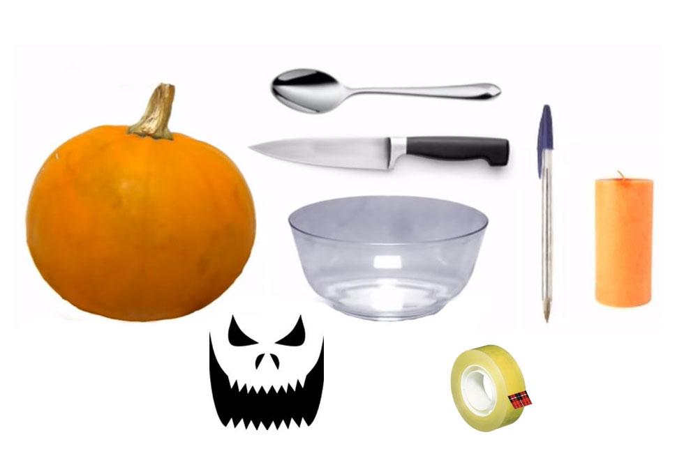 Comment Faire Une Citrouille Pour Halloween.Comment Faire Une Citrouille Pour Halloween
