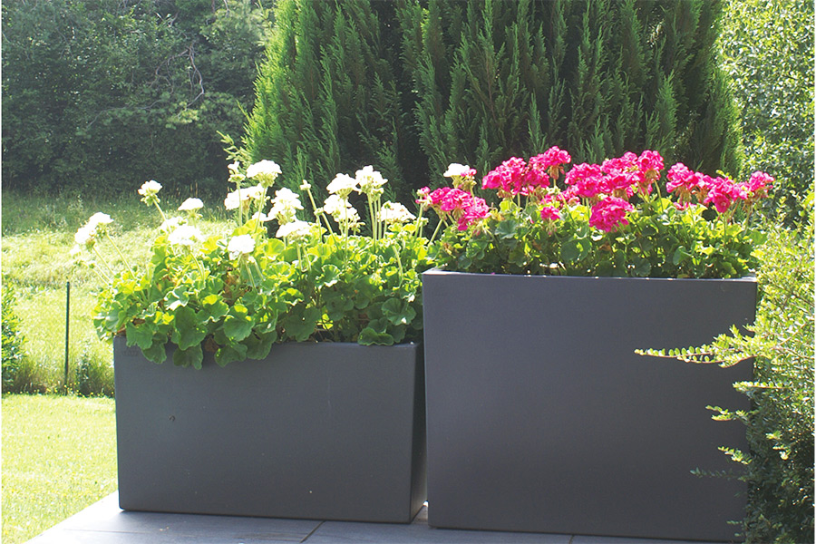 Jardinière Metalica