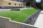 Gazon artificiel - Jardin Couvert