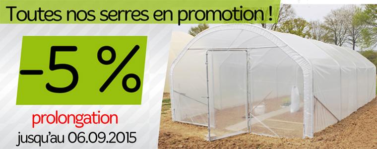 Promotion en cours sur Jardincouvert.com